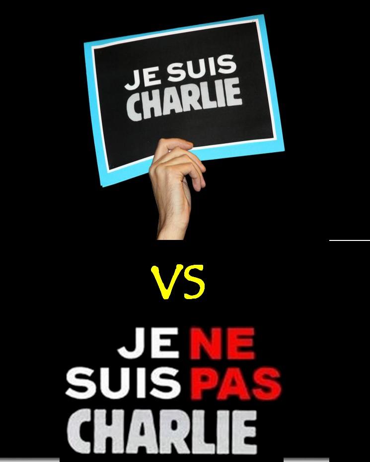 Charlie Hebdo, courant et contre courant sur Twitter